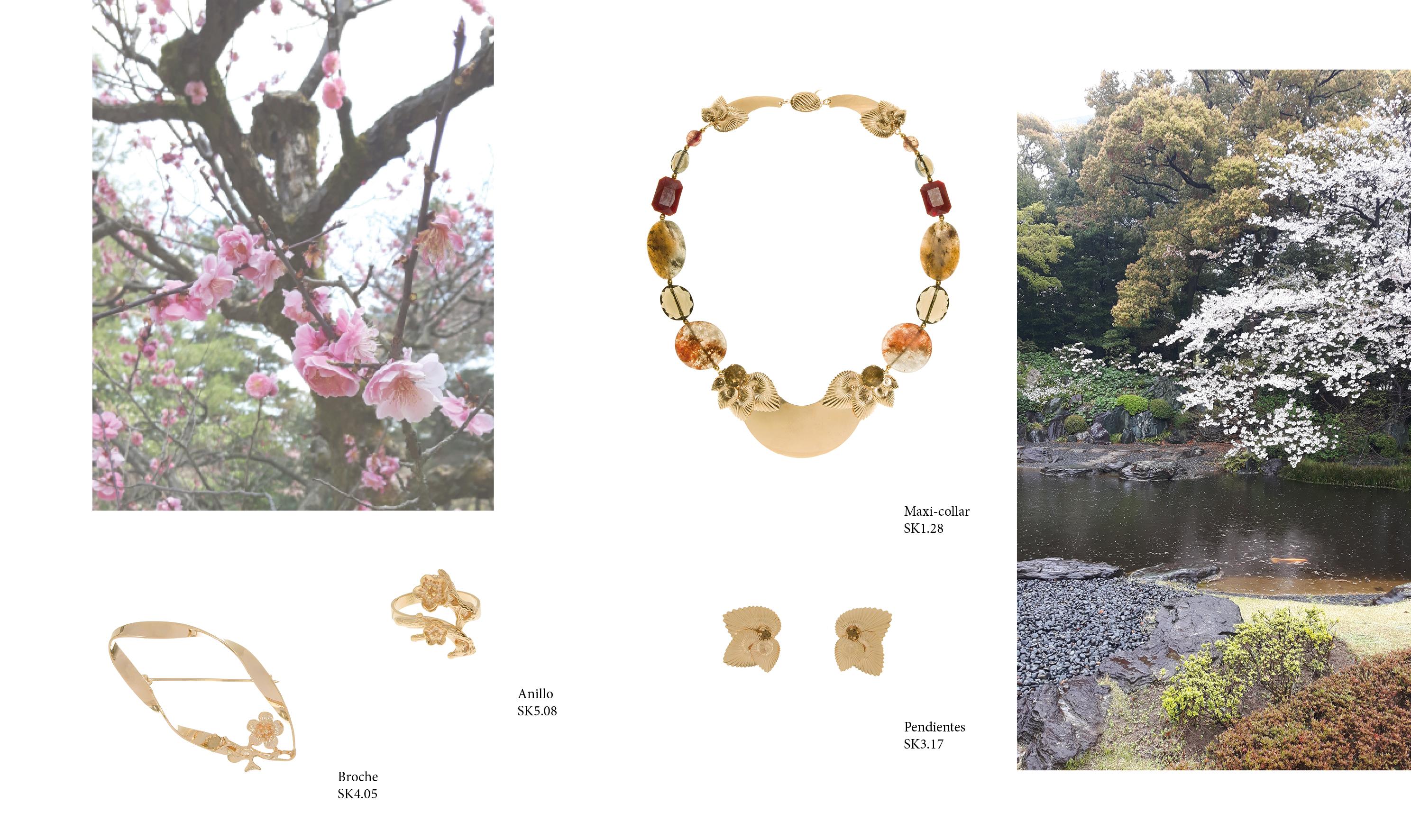 Colección Sakura